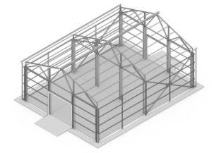 металлоконструкции в Череповце
